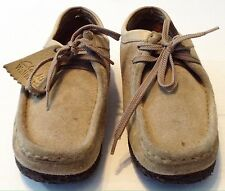 Clarks Original Wallabees Suede Low Shoes Size 8