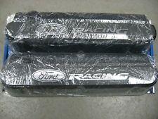 PROFORM 302-135(FORD RACING)CAST BLACK ALUMINUM SLANT- EDGE VALVE COVERS 289-351