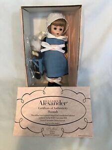 """Madame Alexander LE 8"""" Hannah"""