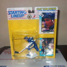 NHL Brett Hull Starting Lineup Action Figure Hockey New 1993  First Edition