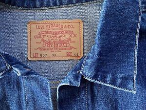 LEVIS VINTAGE CLOTHING LVC JEANSJACKE