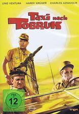 DVD - Taxi nach Tobruk - Lino Ventura & Hardy Krüger