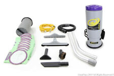 New More Powerful Proteam Super QuarterVac Commercial Backpack Vacuum Cleaner