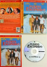 Puerto Escondido (1992) DVD