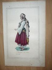 GRAVURE 1860 AMERIQUE DU NORD ETATS UNIS