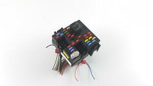 HUMMER H2 CHEVROLET FUSE BOX 15058033 / E3452