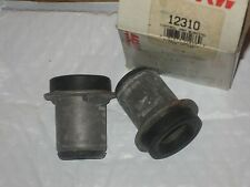 FRONT UPPER CONTROL ARM BUSHINGS one pair 76 77 78 79 CADILLAC SEVILLE TRW 12310