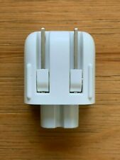 Apple Magsafe Macbook Duckhead 607-8083 2.5A 125V 2-Prong Wall Adapter Plug