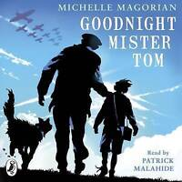 Goodnight Mister Tom (Puffin Audiobooks) by Michelle Magorian, NEW Book, FREE &