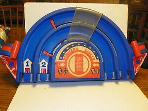 Hot Wheels 1978 Thundershift Roarin Raceway Shifter/Starting line blue Works!!