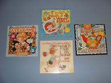 Four 12 Month Mini Wall Calendars from Mary Engelbreit