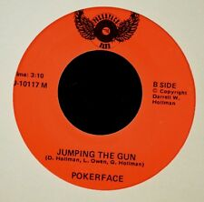 HEAR IT OBSCURE COUNTRY ROCK Band Pokerface Jumping the Gun