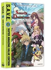NEW Sands of Destruction: The Complete Series S.A.V.E. (DVD)