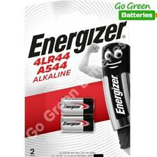2 x Energizer 4LR44 6V Alkaline Battery A544 3131 PX28A