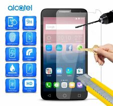 "alcatel 1V (2019) 5.5"" - 9H 2.5D Gorilla Flat Tempered Glass Screen Protector"