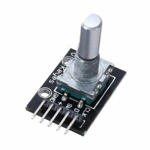 NEW 3/5/10 PCS Rotary Encoder Module KY-040 For Arduino AVR PIC