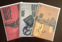 Image Comics - Days Of Hate Issues #1- 12 - Complete Series - First Print