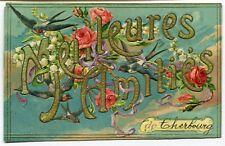 CPA - Carte Postale - France - Cherbourg - Meilleures Amitiés - 1911 (I9569)