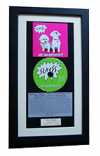 SLAVES Are You Satisfied CLASSIC CD Album TOP QUALITY FRAMED+EXPRESS GLOBAL SHIP
