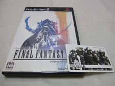7-14 Days to USA Airmail. W/Limited Card PS2 FINAL FANTASY Ⅻ 12 Japanese Version