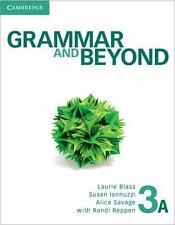 GRAMMAR AND BEYOND LEVEL 3 STUDENT'S BOOK A + ONLINE GRAMMAR WORKBOOK + WRITING