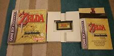 Nintendo Gameboy Advance SP Micro Legend Of Zelda Four Swords Boxed