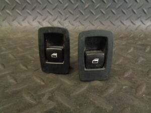 2006 BMW 3 SERIES 318i M Sport 4DR SALOON PAIR OF REAR WINDOW SWITCHES 6945874
