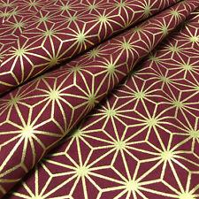 [ON SALE]1/2YD Oriental Asian Japanese Style kimono  fabric sewing - pattern#505