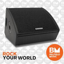 "Samson RSXM12A 600w 1 x 12"" Active Monitor Speaker RSX-M12A - BNIB - BM"
