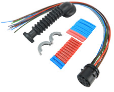 Vauxhall Opel Zafira B Wiring Harness Repair Kit For Rear Door L/R
