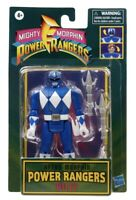Mighty Morphin Power Rangers Blue Ranger Billy Retro-Morphin Action Figure