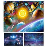5D DIY Full Drill Diamond Painting Universe Star Cross Stitch Kit Embroidery Art