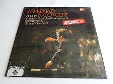 Ashkenazy In Concert Chopin LP 1972 Decca Germany Shrink Vinyl Record