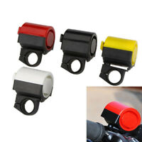 Road Bicycle Bike Alarm Electric Warning BellRing Loud Horn Cycling Hooter Fy