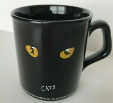 Vintage CATS Broadway Musical Theater Coffee Mug Cup