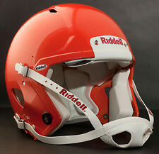 Riddell Revolution SPEED Classic Football Helmet (Color: METALLIC PEARL ORANGE)