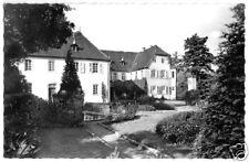 AK, Moosbach Baden, Schloß Hochhausen, Gartenansicht