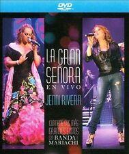 USED (VG) Jenni Rivera: La Gran Senora En Vivo (2010) (DVD)