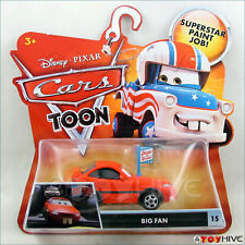 Disney Pixar Cars Toon Big Fan #15 Mater the Greater