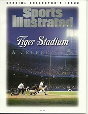 1999 Sports Illustrated DETROIT TIGER STADIUM Special Edtion Issue-Mint-bagged~