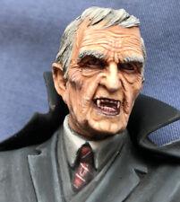 OLD MAN VAMPIRE HEAD, RESIN, FITS MPC DARK SHADOWS BARNABAS COLLINS MODEL KIT