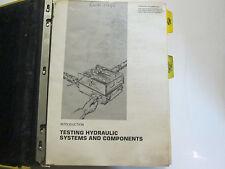 Caterpillar 14G Motor Grader 96U Service Shop Repair Manual Factory OEM Used