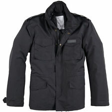 Nylon Long Zip Military Coats & Jackets for Men