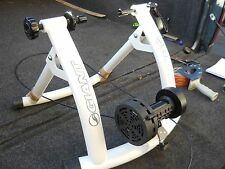 Giant Indoor Bicycle Cycling Trainer Cyclotron Mag Magnetic Resitance White