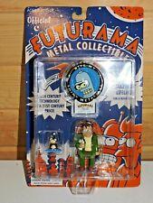Futurama Collectible Hermes / Nibbler Fig / Bender Set Rocket USA 2001