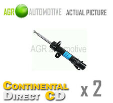 2 x CONTINENTAL DIRECT FRONT SHOCK ABSORBERS SHOCKERS STRUTS OE QUALITY GS3187FL