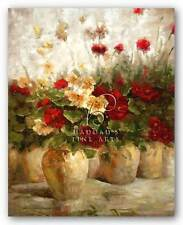 FLORAL ART PRINT Fragrant Memories Ian Cook
