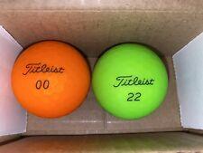 Titleist Velocity Neon Golf balls