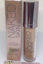 URBAN DECAY NAKED SKIN WEIGHTLESS ULTRA DEFINITION LIQUID MAKEUP SHADE # 5.0 NIB