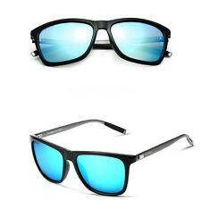 Aluminium Men's Polarized Driving Mirrored Sunglasses Glasses Outdoor Eyewear